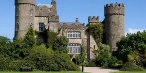 hotels near malahide castle