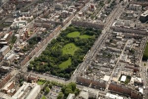 merrion square dublin city centre