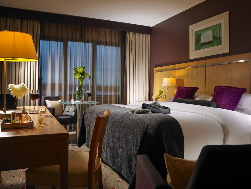Executive Hotel Room in Dublin, Clayton Hotel