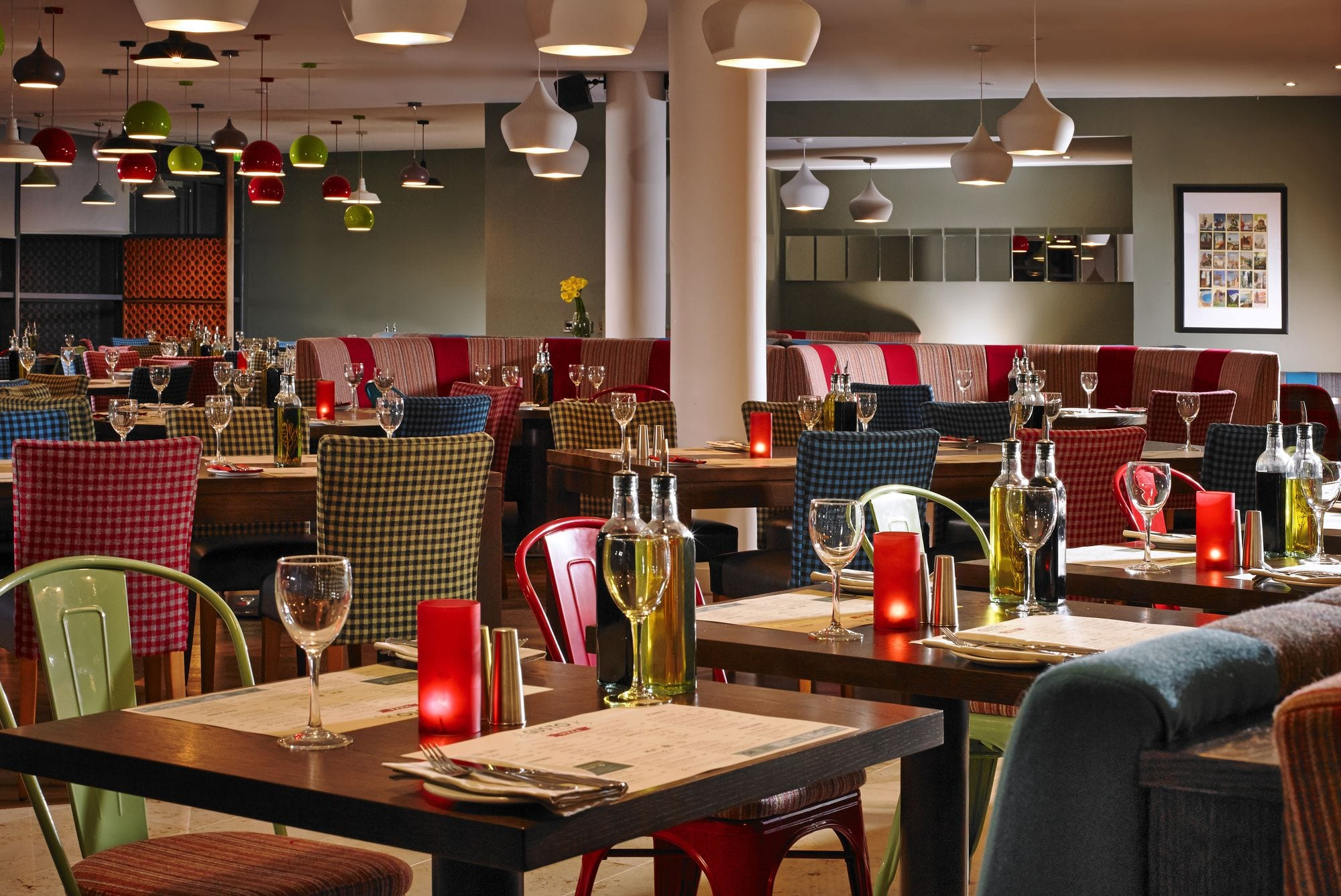 Gusto Restaurant in Dublin at Clayton Hotel Liffey Valley