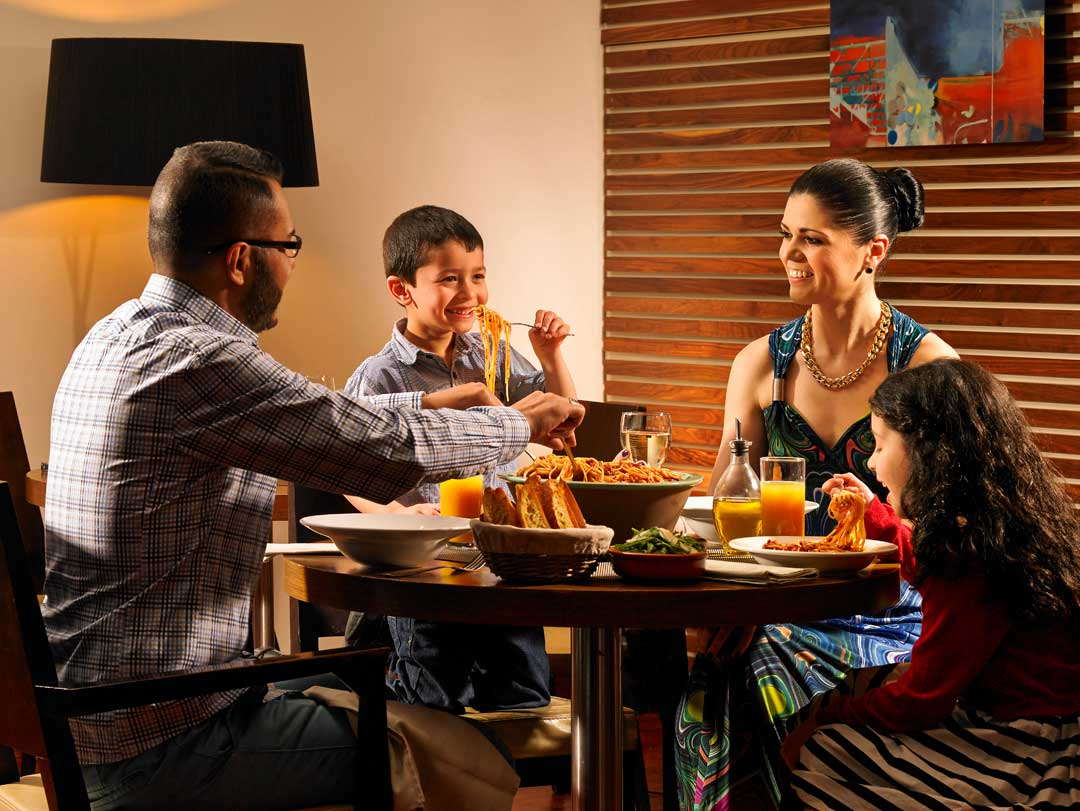 family-dining-Clayton-Hotel-Liffey-Valley