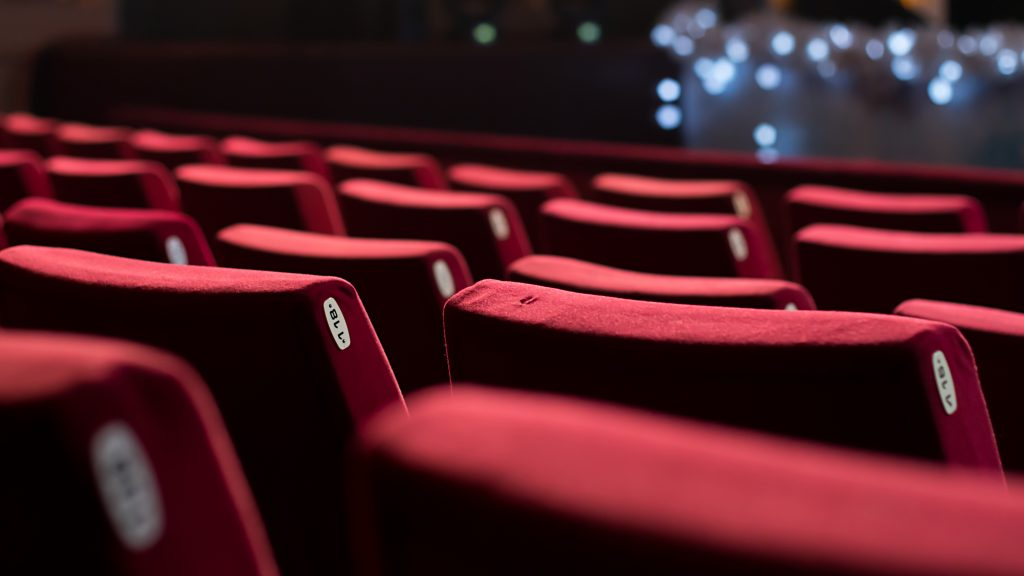Cinema in Liffey Valley